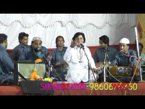 Anwar jani-gazal- zindagi bhar -pali kawwali 2017