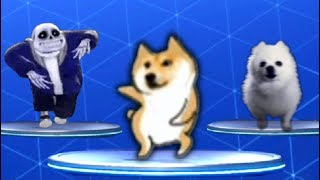 Borknite dances