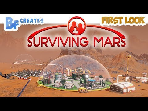 Easy Start & Easy Fail | Let's Play Surviving Mars |