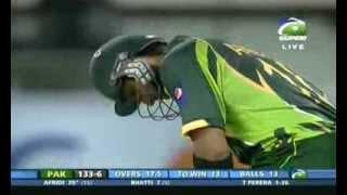 vuclip Pakistan vs Sri Lanka 1st T20 11 December 2013 part 5