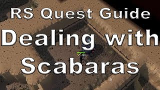 RS: Dealing with Scabaras Guide - RuneScape