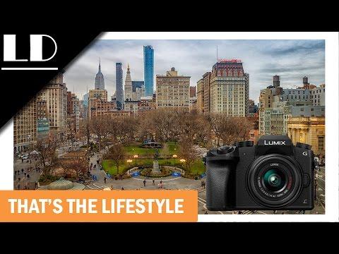 Panasonic Lumix G7 Review! A video beast and great photo camera!