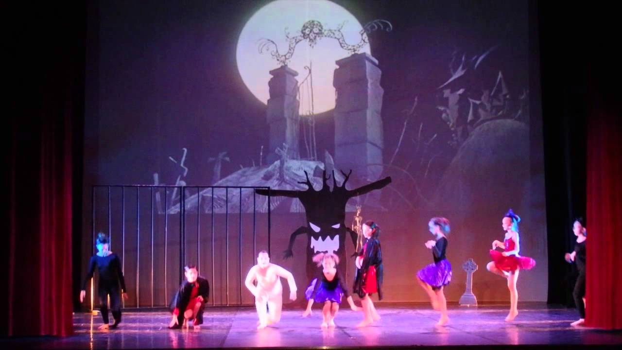 The nightmare before christmas musical youtube the nightmare before christmas musical voltagebd Image collections
