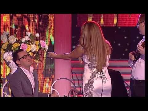 Indira Radic - Dve muzike (LIVE) - VS - (TV Grand 2014.)