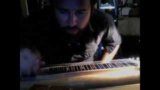 as ditch hears it pedal steel solo to victim of lifes circumstances