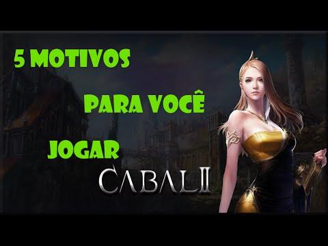 5 Motivos para jogar Cabal 2 ( Gameplay 1080p )