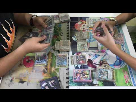 [Bugong Thailand ] Cardfight Vanguard - Hole 74 Shadow paladin Raging VS Angel feather Nociel