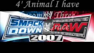 Top 10 Smackdown vs Raw Soundtracks