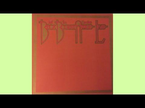 Beck Bogert & Appice (BBA) - Live (Japan) (full album) (VINYL)