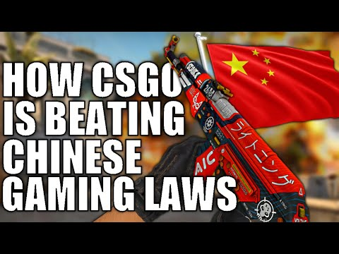 How CS:GO Is UNDERMINING CHINESE LAWS | TDM_Heyzeus