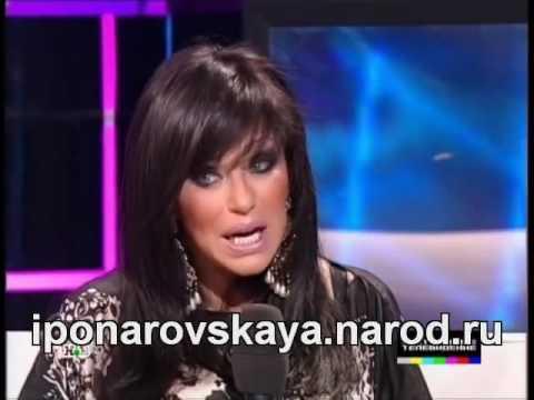 Ирина Понаровская.   Откровенное интервью
