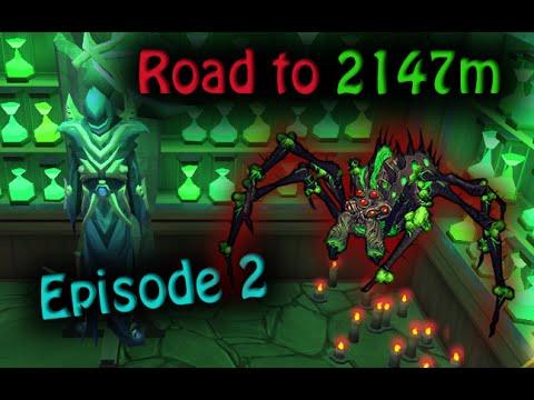 Runescape - Road to 2147m l Episode 2