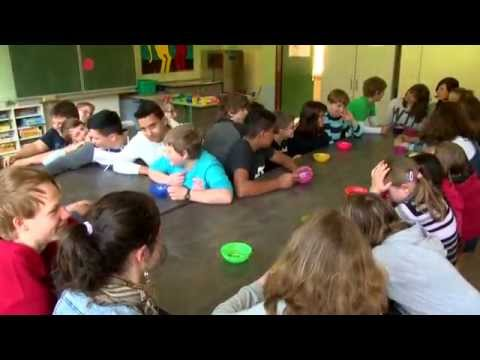 Kellogg's Frühstückclub der Förderschule Wolfach