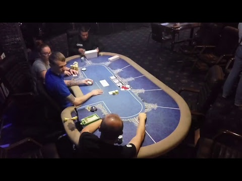 WSF Poker Tour Stylus Final