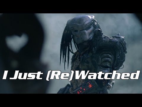 I Just (Re)Watched the Predator Franchise