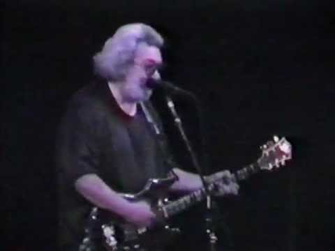 Grateful Dead 10-13-90 Ice Stadium Stockholm Sweden