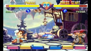 Pocket Fighter Chun Li's Story