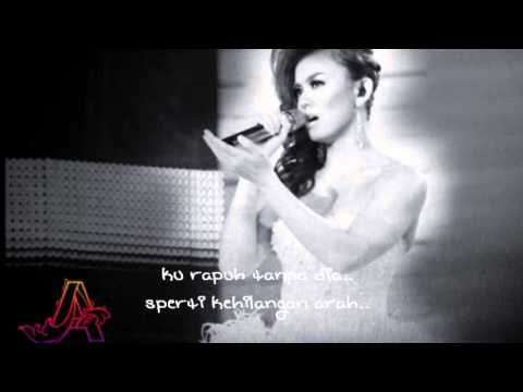 Agnes Monica - Rapuh with Lyrics
