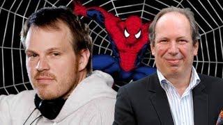 HANS ZIMMER WORKING ON 'AMAZING SPIDER-MAN 2' SOUNDTRACK!!! + Marc Webb SDCC Interviews!!!