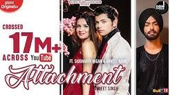 ATTACHMENT : Ravneet Singh Ft Siddharth Nigam, Avneet Kaur | Official Music Video | Bon Bros Records