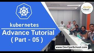 Kubernetes Tutorial using EKS  Namespace Pod  Part 5 ADVANCE VIDEO CONVERT