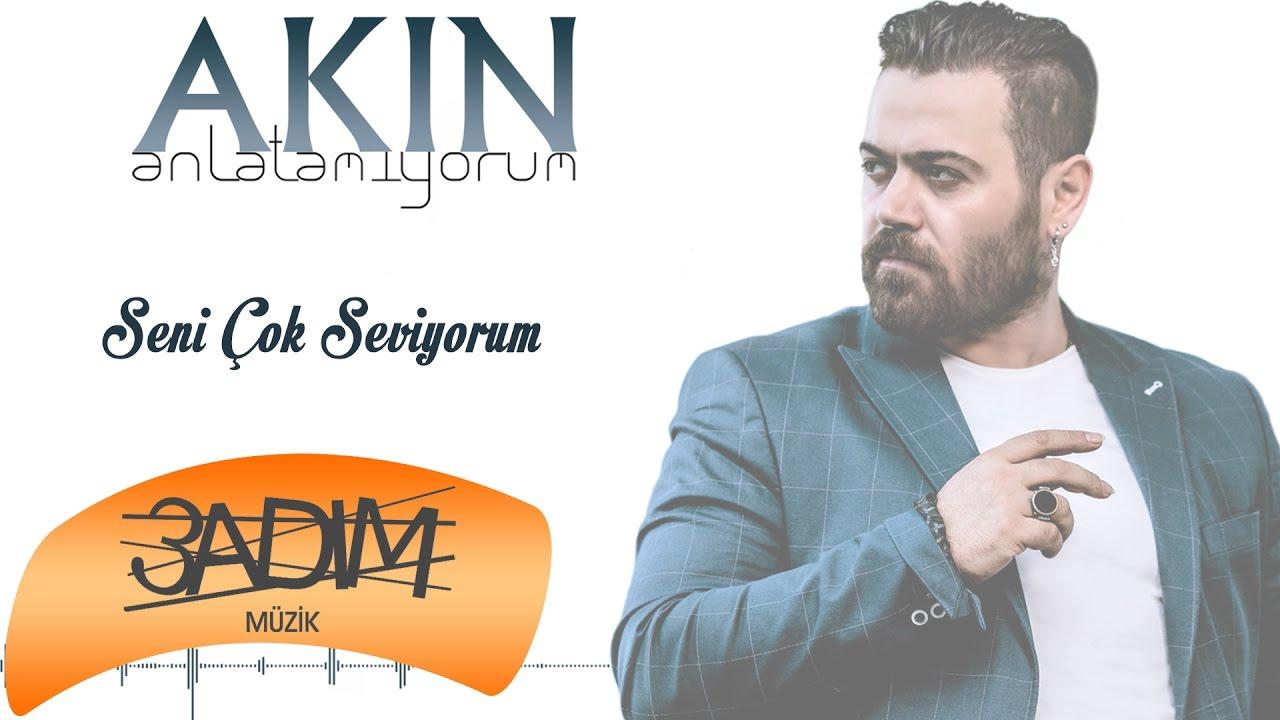 Akin Seni Cok Seviyorum Official Audio Youtube