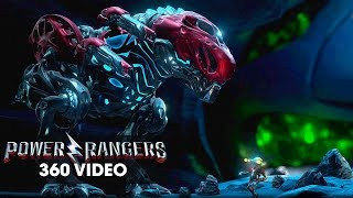 Power Rangers (2017 Movie) Zords Rising 360 Video
