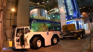 Space Launch System: building the core stage at NASA