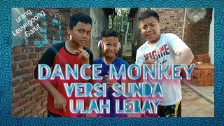 Download Dance Monkey versi Sunda