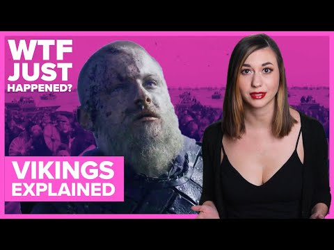 Vikings Season 6 Midseason Finale EXPLAINED | Is Bjorn Dead?