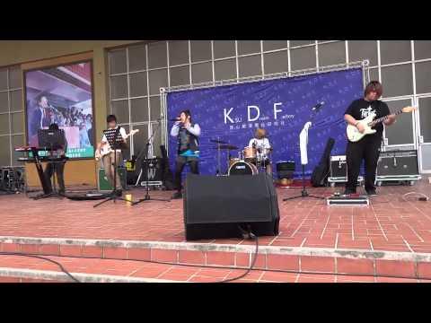 刀劍神域主題曲-Crossing Field→2012崑山KDF08_COSPLAY