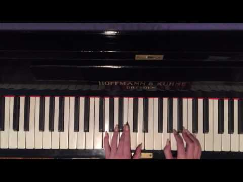 lovely - live piano cover - twenty one pilots