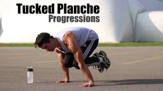 Can't Do The Tucked Planche? | Progression Exercises