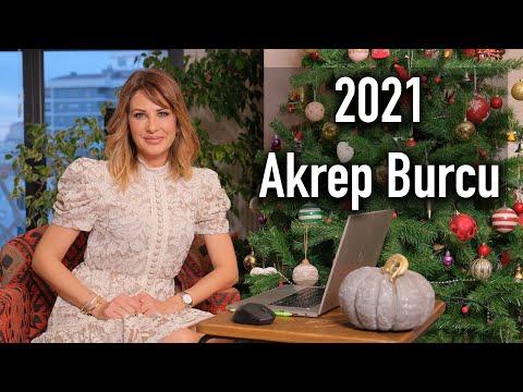 2021 Akrep Burcu Yorumları - Hande Kazanova ile Astroloji