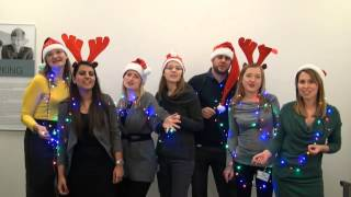 Jingle Bell Rock cover Cisco Cracow