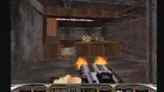 Duke Nukem Total Meltdown PSX - E1M2