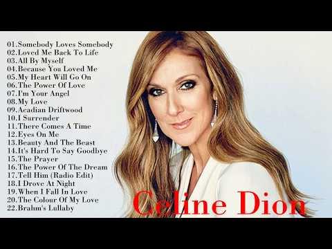 Celine Dion Billboard Music Awards 2017 - My Heart Will Go On [Playlist]