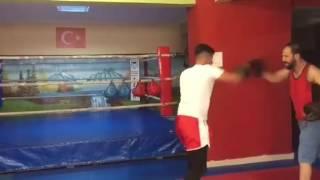 Kick boks vol#2 antreman prof antEcvet Sirma