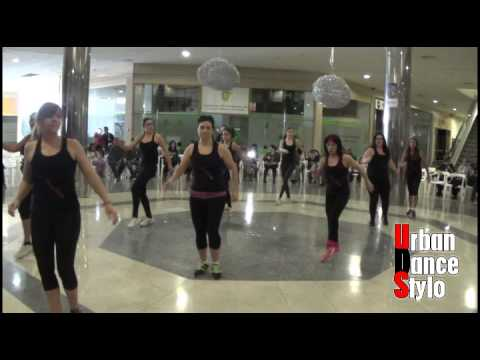 Urban Dance Stylo – Zumba (Centro Comercial Las Americas – Paiporta 1)