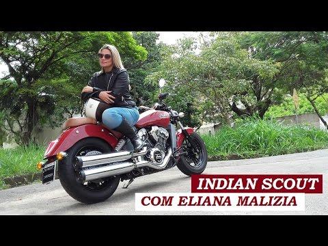 2016 Indian Scout Custom Brasil 240mm Doovi