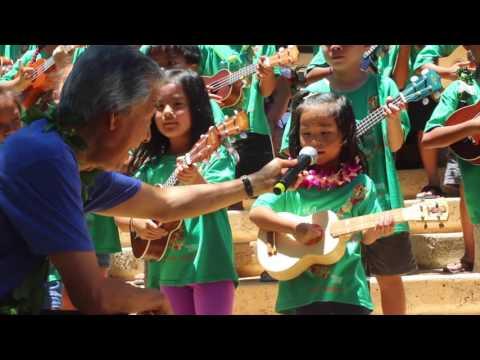 UKULELE FESTIVAL HAWAII 2017 - Laughter, Love & Hope
