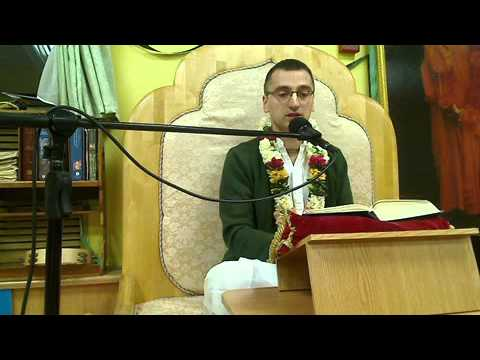 Шримад Бхагаватам 3.33.35-37 - Амала Кришна прабху