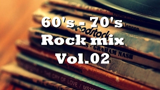 60 s 70 s rock non stop compilation vol 02 hq audio