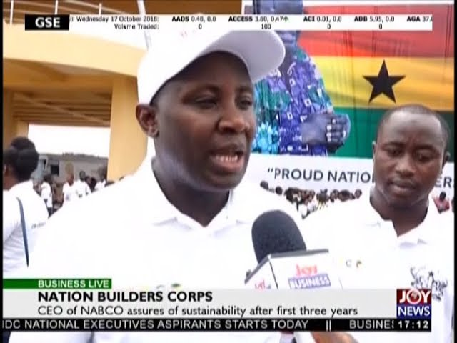 Business Live on JoyNews (17-10-18)