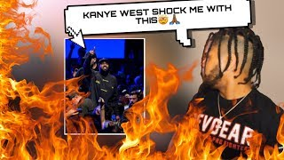 Kanye West - Closed On Sunday (Live From Jimmy Kimmel Live! / 2019)(Reaction)