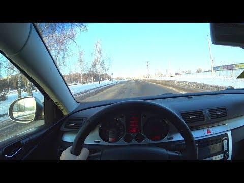2007 Volkswagen Passat 2.0FSI POV Test Drive