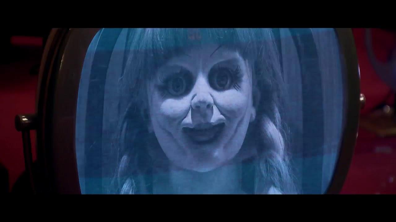 Teaser Câmera Escondida  Annabelle 3 - Annabelle Comes Home teaser prank