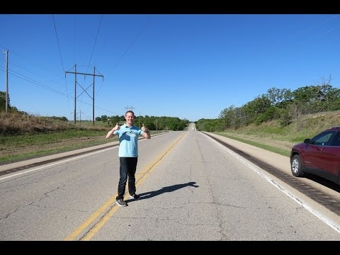 Route 66 - Vegan auf Reisen 5 - Rolla bis Tulsa