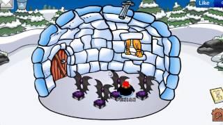 Cloud Penguin - Club Penguin Trainer 201...