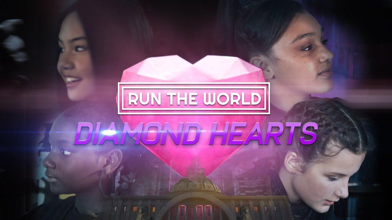 'Diamond Hearts' by Run the World